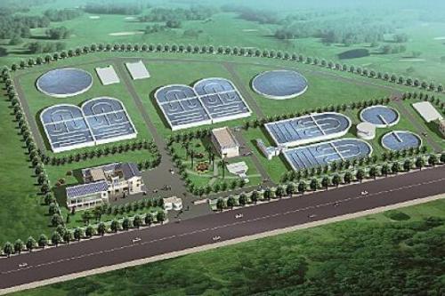 阳春市污水处理厂工程